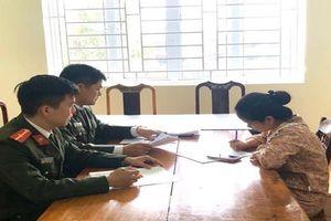 Xử phạt cô gái phao tin có người sốt cách ly ở Hà Tĩnh
