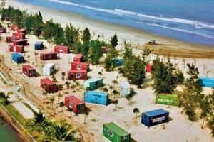 Hà Tĩnh: Tự ý dựng 130 container giữa rừng phòng hộ làm 'nhà nghỉ', một công ty bị phạt hành chính 70 triệu đồng