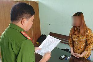 Bắt 'nữ quái' làm giả giấy chứng nhận đăng ký kinh doanh để vay tiền ngân hàng