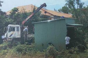 Vụ xây trường học trên đất tranh chấp ở Phú Quốc, phải chăng chính quyền đứng trên luật pháp?