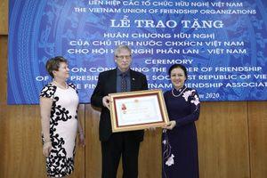 Hội hữu nghị Phần Lan - Việt Nam: Gần 50 năm đóng góp tích cực cho quan hệ hữu nghị hai nước