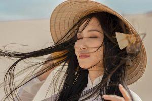 Hoa khôi Hồng Trang được cấp phép thi Miss Eco International 2020