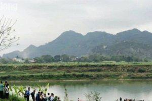Thương tâm: Chồng tử vong, vợ mất tích khi đánh cá trên sông Mã