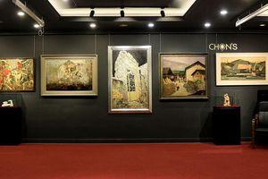 100 họa sĩ tham gia ''Tháng trưng bày sơn mài Việt Nam''