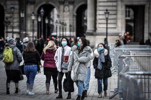 16 người đã tử vong và 949 ca nhiễm SARS-CoV-2 tại Pháp