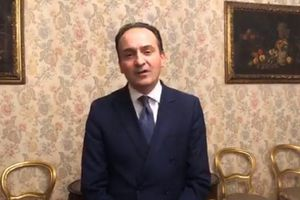 Italy: Thống đốc thứ hai nhiễm virus SARS-CoV-2 trong vòng 24 giờ