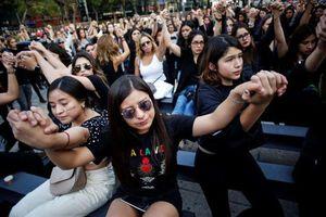 Hàng triệu phụ nữ Mỹ Latin tuần hành kỷ niệm ngày 8/3