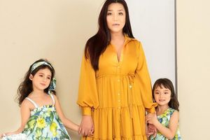 Ca sĩ chuyển giới Cindy Thái Tài làm người mẫu cho bộ sưu tập mới của Cao Minh Tiến