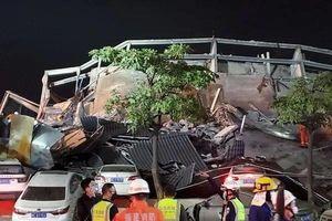 Sập khách sạn cách ly Covid-19 ở Trung Quốc, 4 người chết