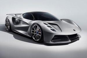 Siêu xe 2.000 mã lực Lotus Evija chưa sản xuất đã bán hết