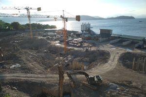 Yêu cầu xử lý công trình trái phép trong khu vực danh thắng quốc gia vịnh Nha Trang