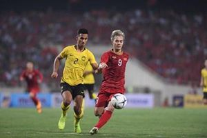 Vòng loại World Cup 2022: Hoãn trận đấu giữa Malaysia và Việt Nam