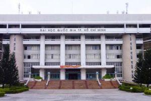 Đại học Quốc gia TPHCM cho sinh viên nghỉ hết tháng 3