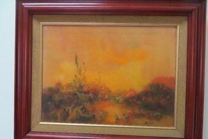 Triển lãm tranh của danh họa Rumani và Văn Dương Thành