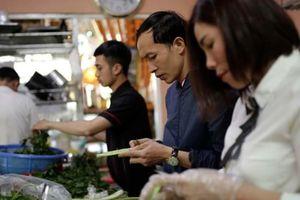 Chế tác món ăn từ rau dược liệu