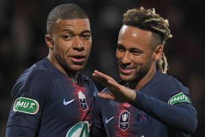 Neymar, Mbappe và nỗi ám ảnh của PSG