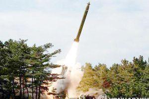 Triều Tiên lại phóng vật thể, Nhật - Hàn lo lắng
