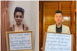 Lương Bằng Quang và Ngân 98 lên tiếng vụ bị bắt vì dương tính với ma túy