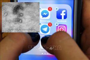 Xử phạt 5 đối tượng thông tin sai sự thật về dịch COVID-19 trên mạng xã hội
