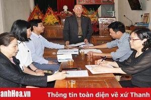 Khắc phục tình trạng đảng viên bỏ sinh hoạt ở TP Thanh Hóa