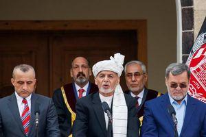 Súng nổ quanh lễ tuyên thệ, Tổng thống Afghanistan vẫn bình tĩnh đến khó tin