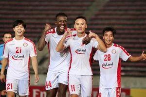 CLB TPHCM giữ ngôi đầu bảng F - AFC cup 2020