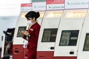 Tiếp viên hàng không Cathay Pacific nhiễm virus corona