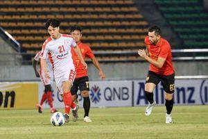 CLB TPHCM giữ vững ngôi đầu bảng F - AFC cup 2020