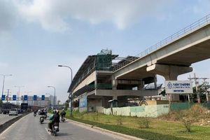 Tuyến Metro số 2 Bến Thành - Tham Lương: Mười năm chưa bàn giao mặt bằng, tắc do đâu?