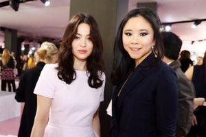 Nga Nguyễn - cô gái thượng lưu làm việc công ty hàng đầu