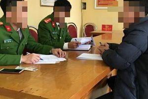 Đăng bậy tin giám đốc sở giáo dục Quảng Nam 'sắp bị kỷ luật', bị phạt 12,5 triệu