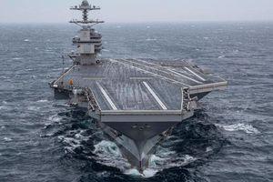 Hải quân Mỹ có bao nhiêu tàu sân bay?