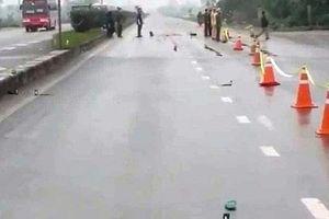 Tạm giữ tài xế ô tô tông chết người đi bộ rồi bỏ trốn
