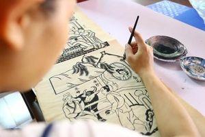Hoàn thiện hồ sơ Nghề làm tranh dân gian Đông Hồ, xem xét gửi UNESCO