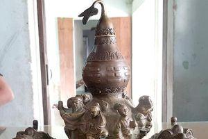 Cần thẩm định giá trị vật nghi là đồ cổ ở Phú Yên