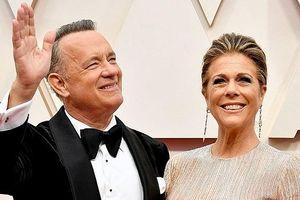 Vợ chồng Tom Hanks nhiễm Covid-19
