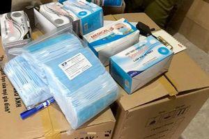 Quảng Trị: Thu gom hơn 90.000 khẩu trang vận chuyển trái phép sang biên giới