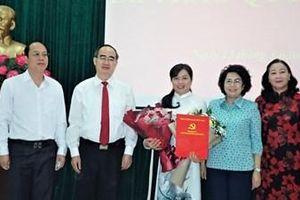 Chỉ định chức Chủ tịch Hội LHPN TP. Hồ Chí Minh