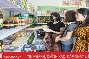 Chuỗi cửa hàng nông sản an toàn 'được lòng' bà nội trợ Hà Tĩnh