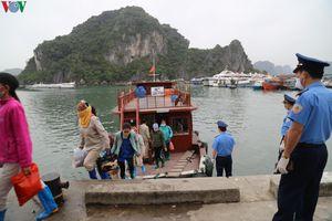 Quảng Ninh xử lý doanh nghiệp vận tải không phòng chống Covid-19