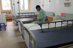 Lo ngại dịch COVID-19, bệnh nhân đến bệnh viện giảm 70%