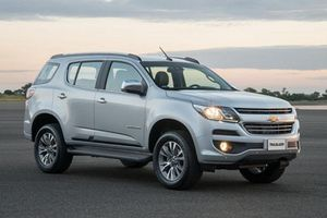 Lý do Chevrolet Trailblazer LTZ giảm gần 400 triệu tại Việt Nam
