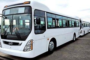 Hyundai trúng thầu cung cấp xe buýt cho Turkmenistan