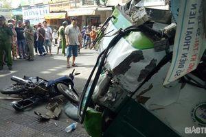 HTX Đại Thắng II báo cáo gì vụ xe buýt gây tai nạn làm 2 người tử vong?