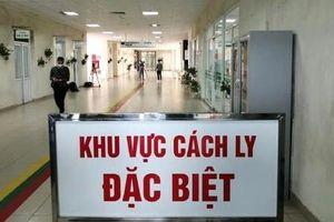 Bệnh nhân thứ 61 mắc COVID-19 tại Việt Nam là người Việt trở về từ Malaysia