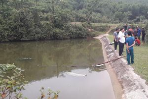 Quảng Bình: Về chơi nhà ngoại, hai cháu nhỏ bị đối nước thương tâm
