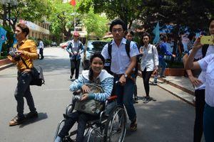 Học sinh khuyết tật nặng có được xét tốt nghiệp THPT?