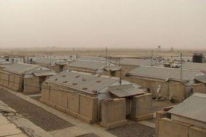 Lại một căn cứ quân sự ở Iraq có binh sĩ nước ngoài bị tấn công rocket