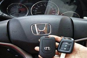Giải quyết 'rắc rối' khi mất chìa khóa ô tô