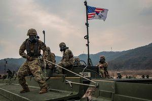 Mỹ giữ lập trường về chia sẻ chi phí quân sự với Hàn Quốc